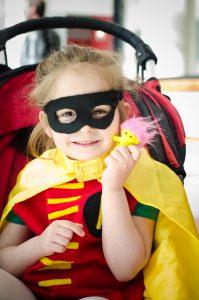 Girl Super-Hero Costumes