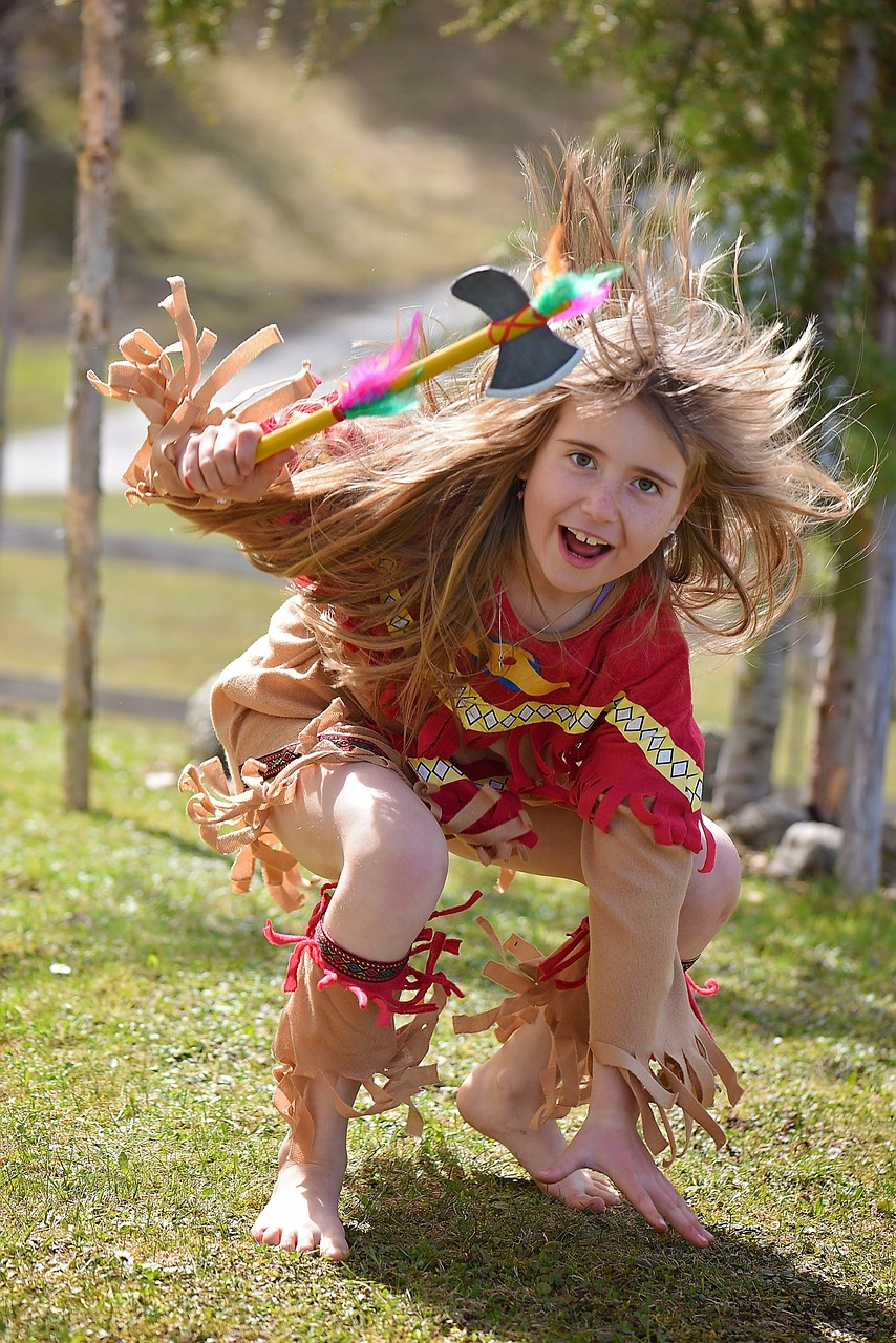 Kids Love Dress Up