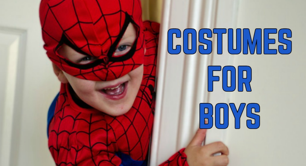 Dress Up Clothes For Boys