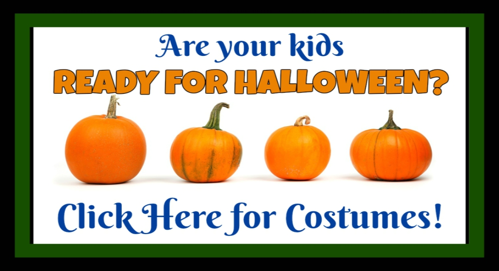 Kids Love Dress Up has hundreds of fabulous costume ides for kids!