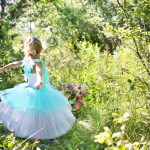 Little Girls Princess Costumes