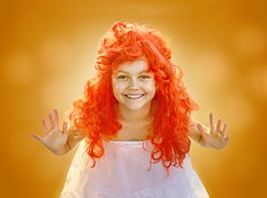 Childsized Wigs Are A Fun Addition To Your Dress Up Box!