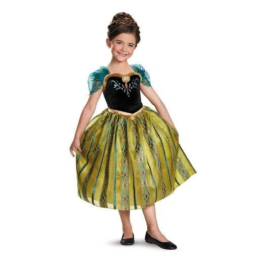 Princess Anna Gown