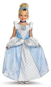 Princess Cinderella Gown www.kidslovedressup.com