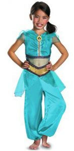 Princess Jasmine Costume - www.kidslovedressup.com