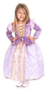Princess Rapunzel Costume - www.kidslovedressup.com