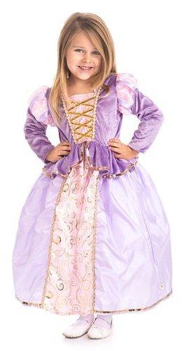 Princess Rapunzel Costume - www.kidslovedressup.com