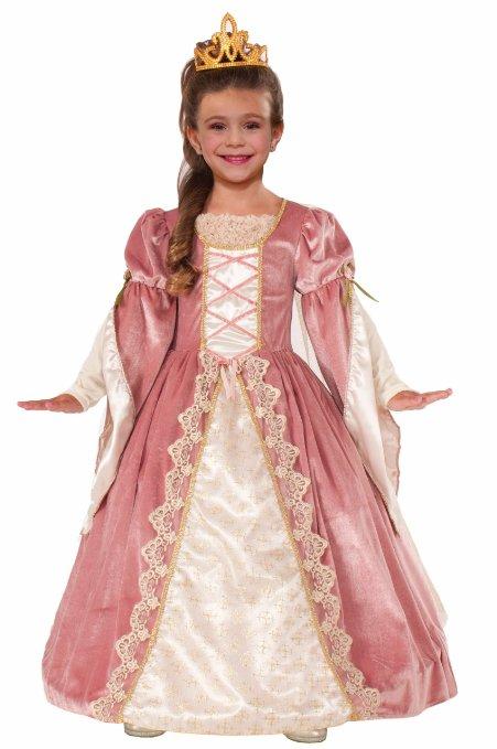 Victorian Princess Costume