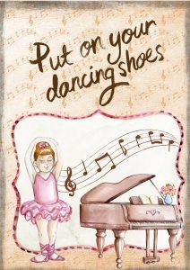 Girls Dress Up Shoes