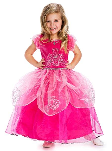 Pink Princess Outfit