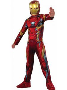 Iron Man Dress Up Costume