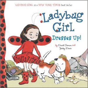 Books For Girls Who Love Dressing Up