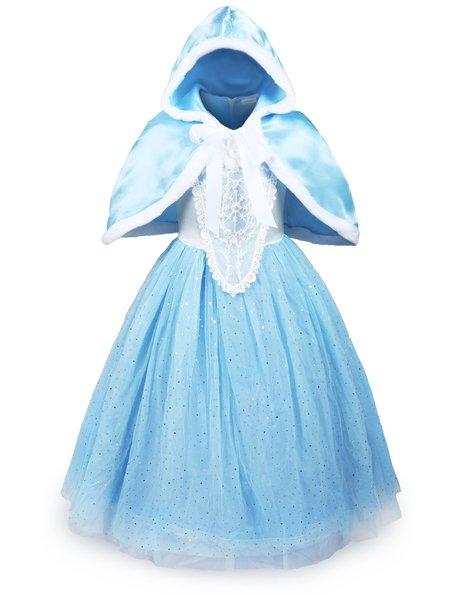 Light Blue Princess Gown