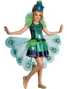 Peacock Costume For Girls - The Best Halloween Costumes for Girls for 2017 - see 10 of the most popular girls costumes for Halloween this year! Kids dress up, costumes kids, girls dress up costumes, Halloween costumes