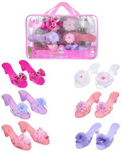 Girls Dress Up Shoes: Check Out These Beauties! - Kids Love Dress Up!