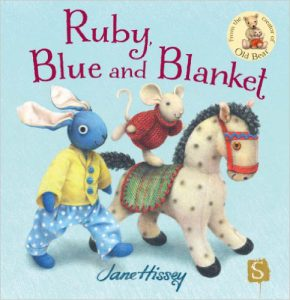 Ruby, Blue, and Blanket: A book in the list of books for kids who love dressing up. www.kidslovedressup.com