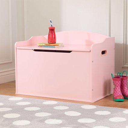 Pink Storage Trunk