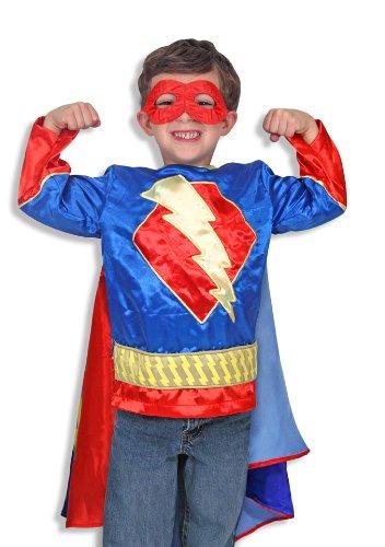 Superhero Boys Dress Up Clothes
