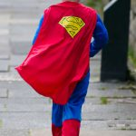 Dress up clothes for boys -superhero style!