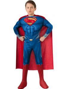 Superman Dress Up Costume