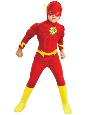 The Flash Dress Up Costume