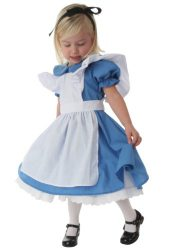Alice In Wonderland Costume: Book Character Costumes For Girls!