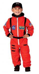 When I grow up, I want to be... an ASTRONAUT! www.kidslovedressup.com