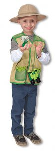 Backyard Explorer Costume For Boys