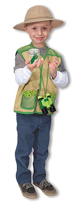 Backyard Explorer Costume For Boys