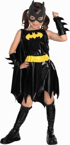 Batgirl Costume for Girls - www.kidslovedressup.com