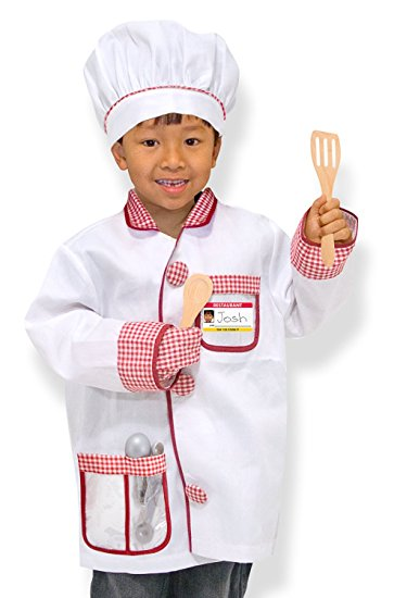 Chef Costume for Boys