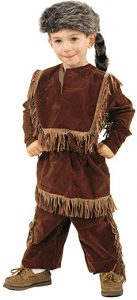 Daniel Boone Costume for Boys