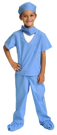 When I grow up, I want to be... a DOCTOR or SURGEON! www.kidslovedressup.com