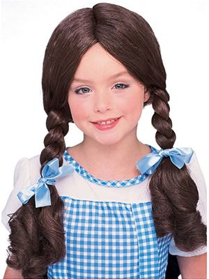 Dorothy Wig for Little Girls