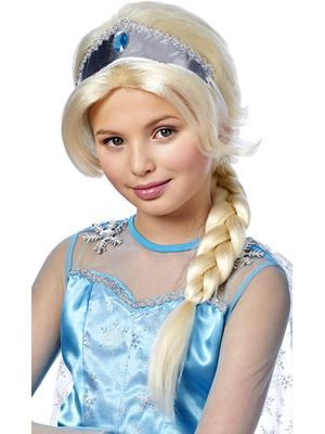 Elsa / Ice Princess Wig