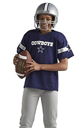Football Player: When I Grow Up themed Boys Costumes. www.kidslovedressup.com