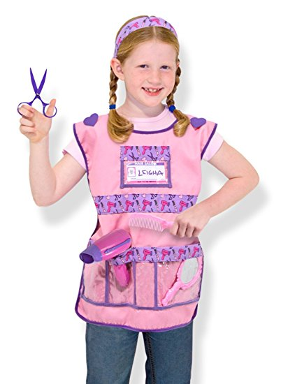 Hair Stylist Costume by Melissa and Doug - Best Toys For 3 Year Old Girls