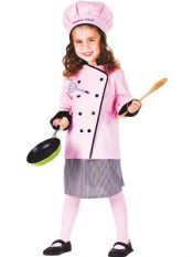 Master Chef Girls Costume