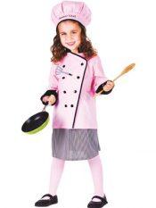 Master Chef Girls Costume