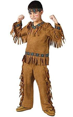 Native American Indian Boy Costume