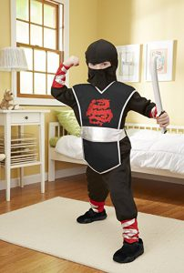 Dress Up Costumes For Boys - Ninja Costume