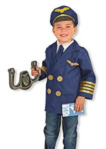 When I Grow Up, I Want To Be An Airplane Pilot! www.kidslovedressup.com