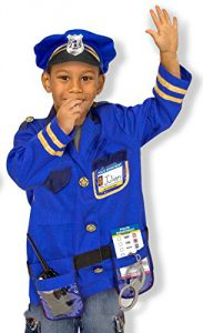 When I Grow Up, I Want To Be A Police Officer! www.kidslovedressup.com