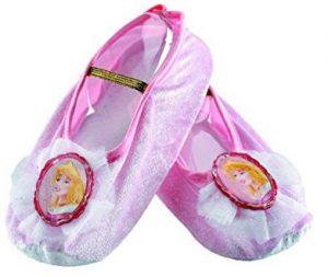 Princess Ballet Slippers - www.kidslovedressup.com