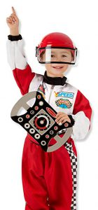 When I grow up, I want to be... a RACE CAR DRIVER! www.kidslovedressup.com