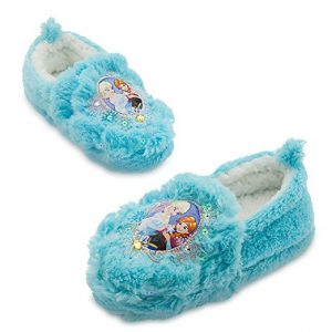 Warm Princess Slippers - www.kidslovedressup.com