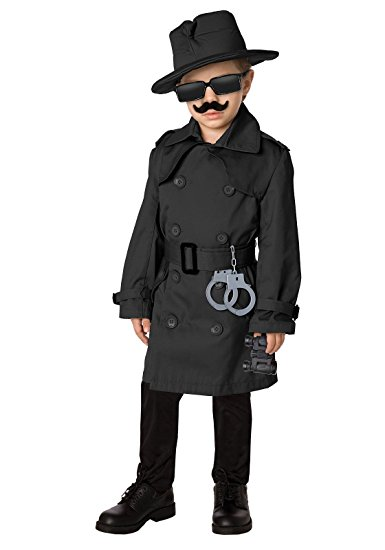 When I Grow Up, I Want To Be... A Spy! www.kidslovedressup.com
