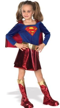 Superman Costume For Girls - www.kidslovedressup.com