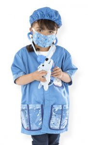 Girls Veterinarian Costume