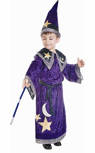 Wizard Costume for Boys